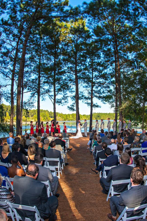 Charleston Lake House at Bulow Wedding by Rick Dean Photography