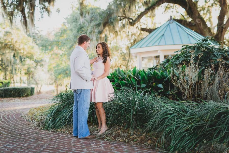 Myrtle Beach Wedding Engagement