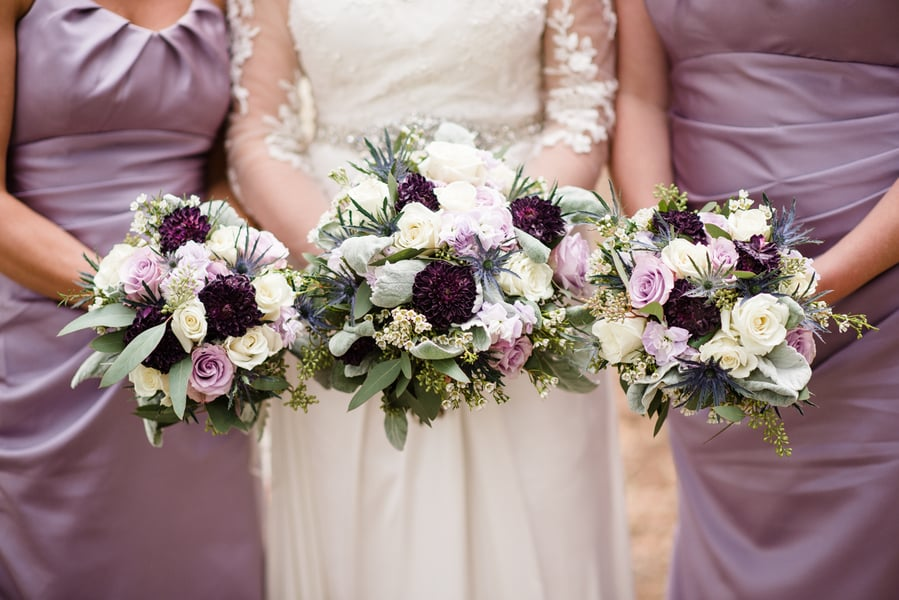 Best Wedding Bouquets of 2015 - Charleston, Hilton Head, Savannah and Myrtle Beach