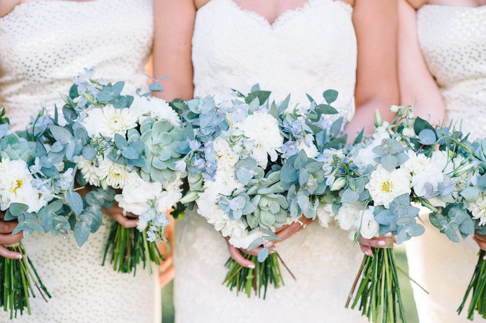 Best Lowcountry Wedding Bouquets of 2015 - Charleston, Hilton Head, SAvannah and Myrtle Beach
