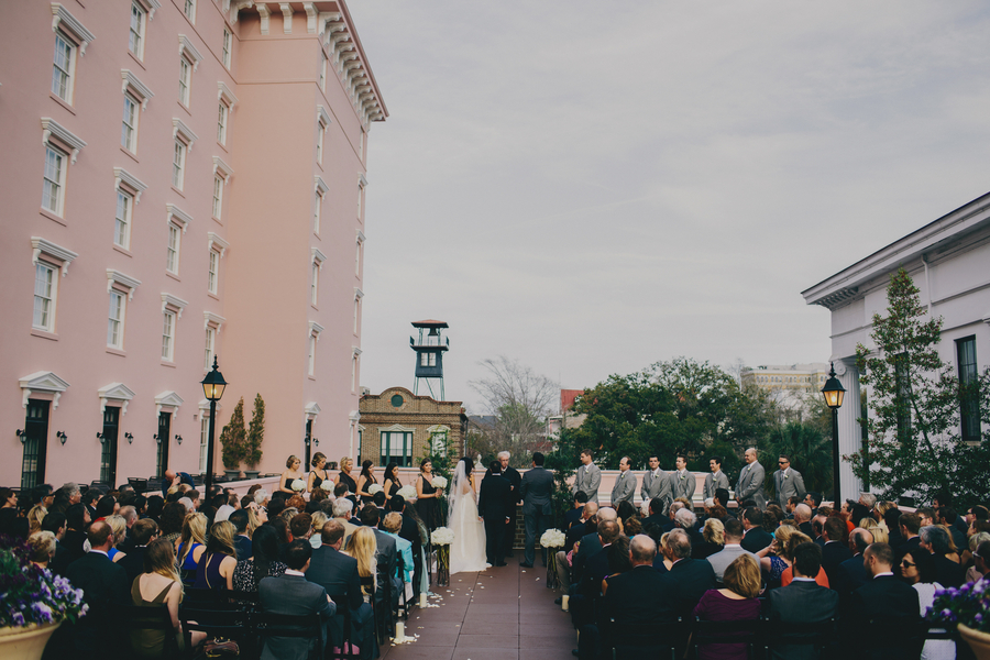 Best Wedding Ceremony Locations of 2015 - Charleston, Savannah, Hilton Head and Myrtle Beach