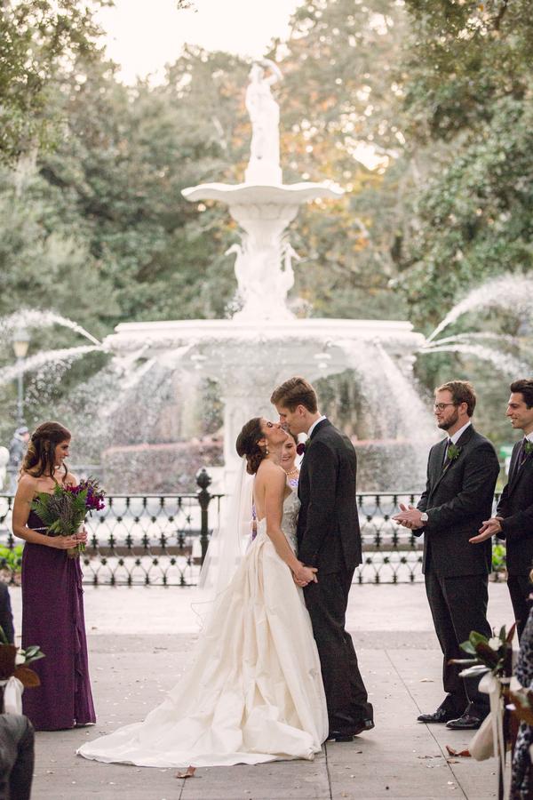 Best Lowcountry Wedding Ceremony Locations of 2015 - Charleston, Savannah, Hilton Head and Myrtle Beach