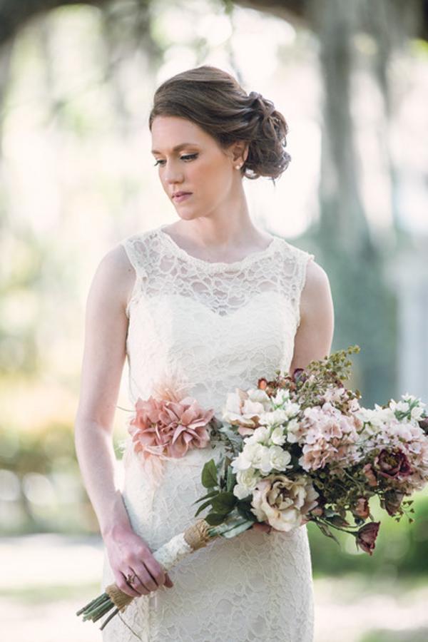Savannah Forsyth Park Wedding by Alexis Sweet Photography