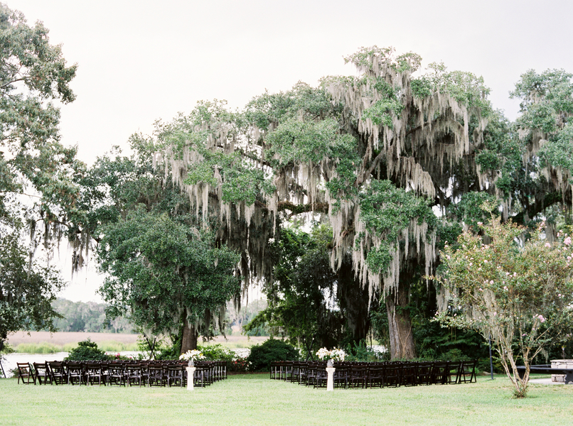 Charleston Magnolia Plantation and Gardens Wedding ceremony by JoPhoto