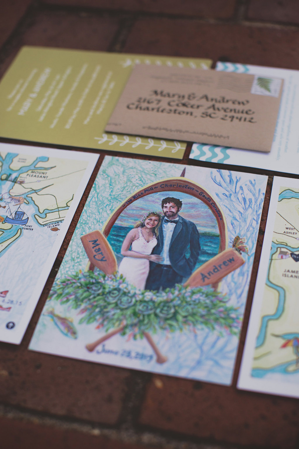 Mary + Andrew's Charleston Rice Mill Building Wedding by Billie Jo and Jeremy Photography