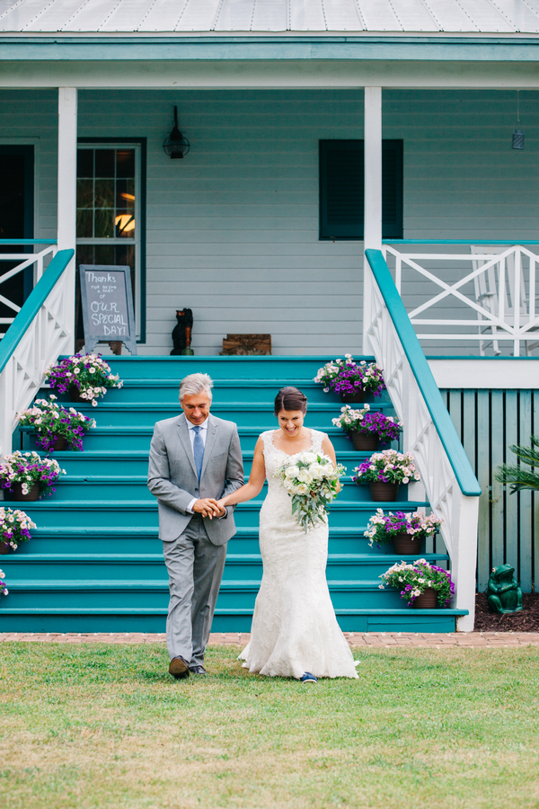 Charleston Wedding at Sullivans Island by Riverland Studios