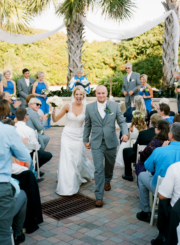 Grande Dunes Ocean Club wedding in Myrtle Beach, South Carolina by Gillian Claire Photography