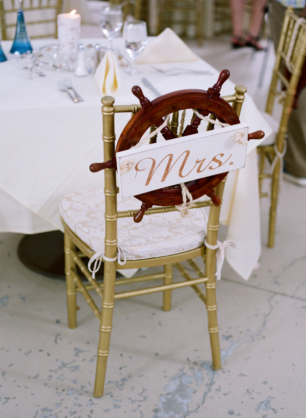 Nautical Details at Grande Dunes Ocean Club wedding in Myrtle Beach, South Carolina by Gillian Claire Photography