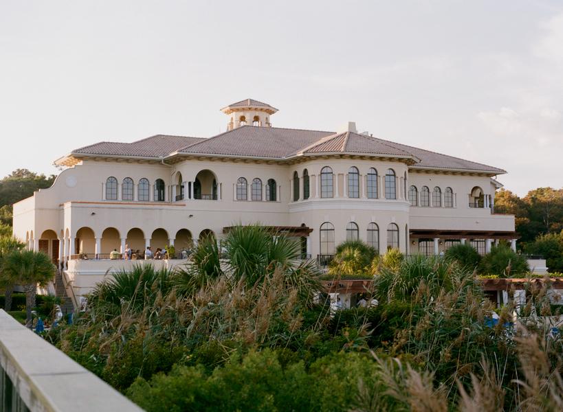 Myrtle Beach Grande Dunes Ocean Club wedding by Gillian Claire Photography