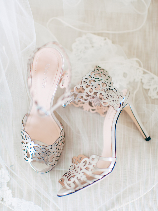 Debordieu Club wedding shoes in Georgetown, SC by Pasha Belman Photography