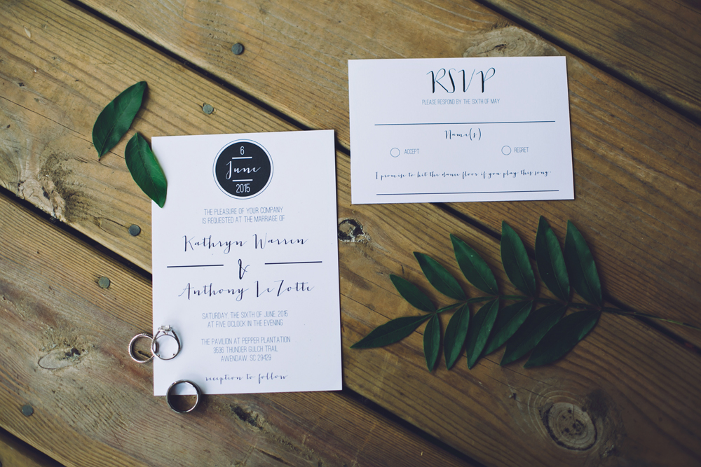 Charleston wedding at Pepper Plantation by Monika Gauthier Photography