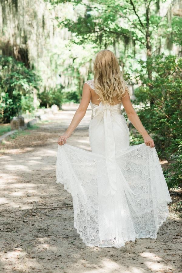 Haunted Elegance - Savannah Wedding Inspiration by Ivory + Beau