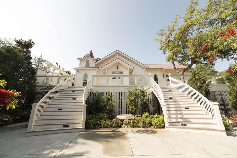 Tybee Island Wedding Chapel Inspiration  by Gagan Dhiman