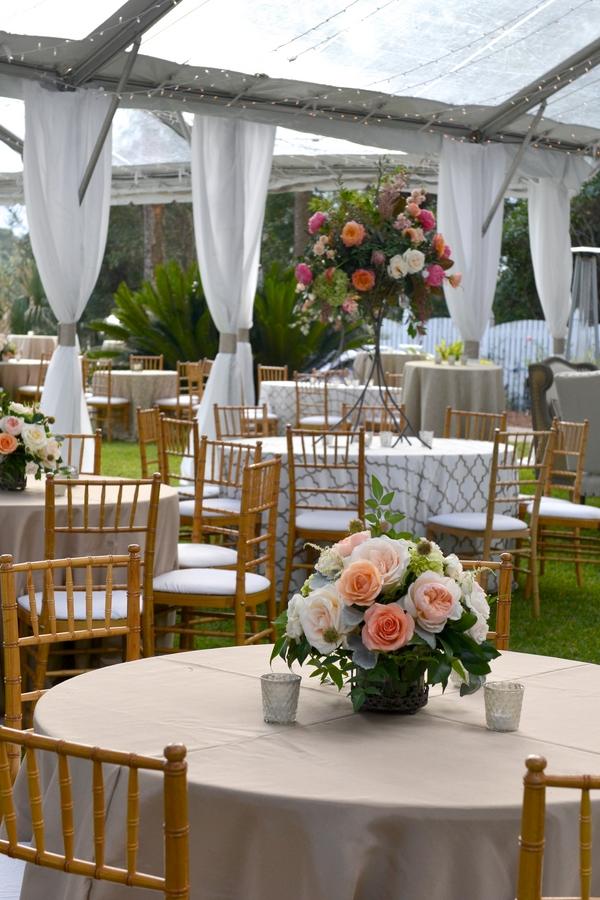 Jordan + Brian's Elegant Savannah Wedding by Anne Bone Events