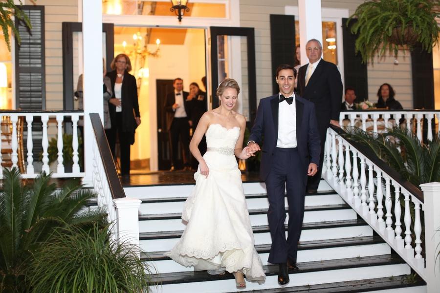 Elegant Savannah Wedding by Donna Von Bruening Photography
