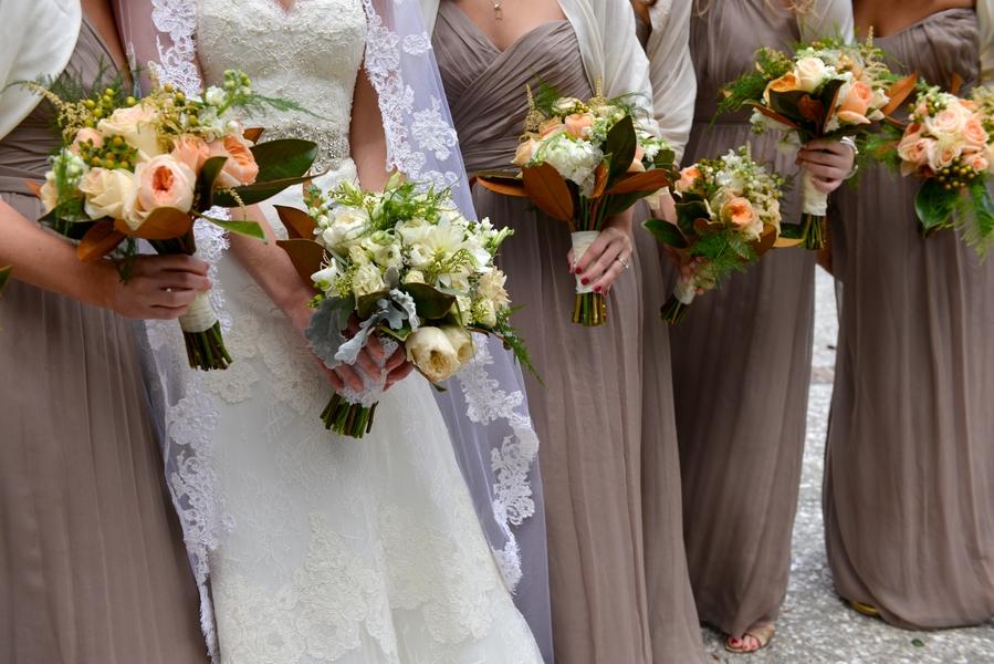 Elegant Savannah wedding by Dona Von Bruening Photography