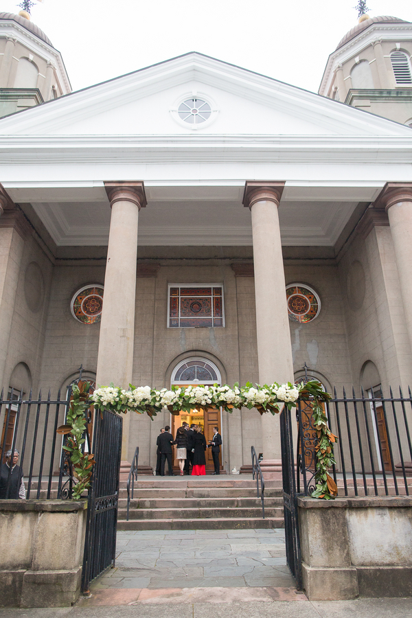 Charleston wedding at Yeaman's Hall by Captured by Kate Photography