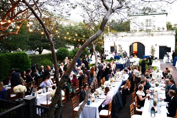 Laura + Jason's  Harper Fowlkes House wedding by Donna Von Bruening