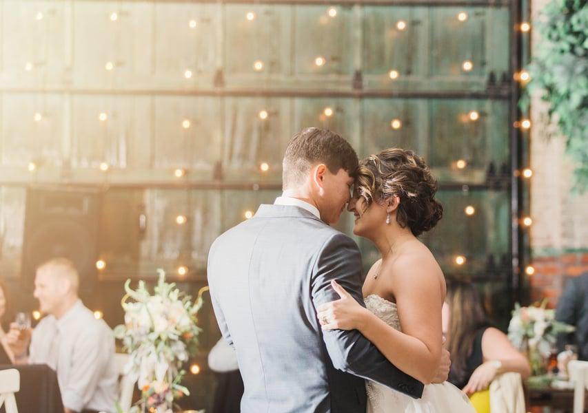 Cayla + David's  Soho South Wedding  by Casey Brodley