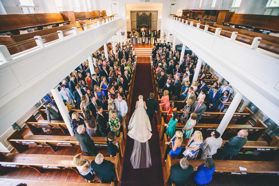 Collins + Kinsey's Charleston wedding at Harborside East