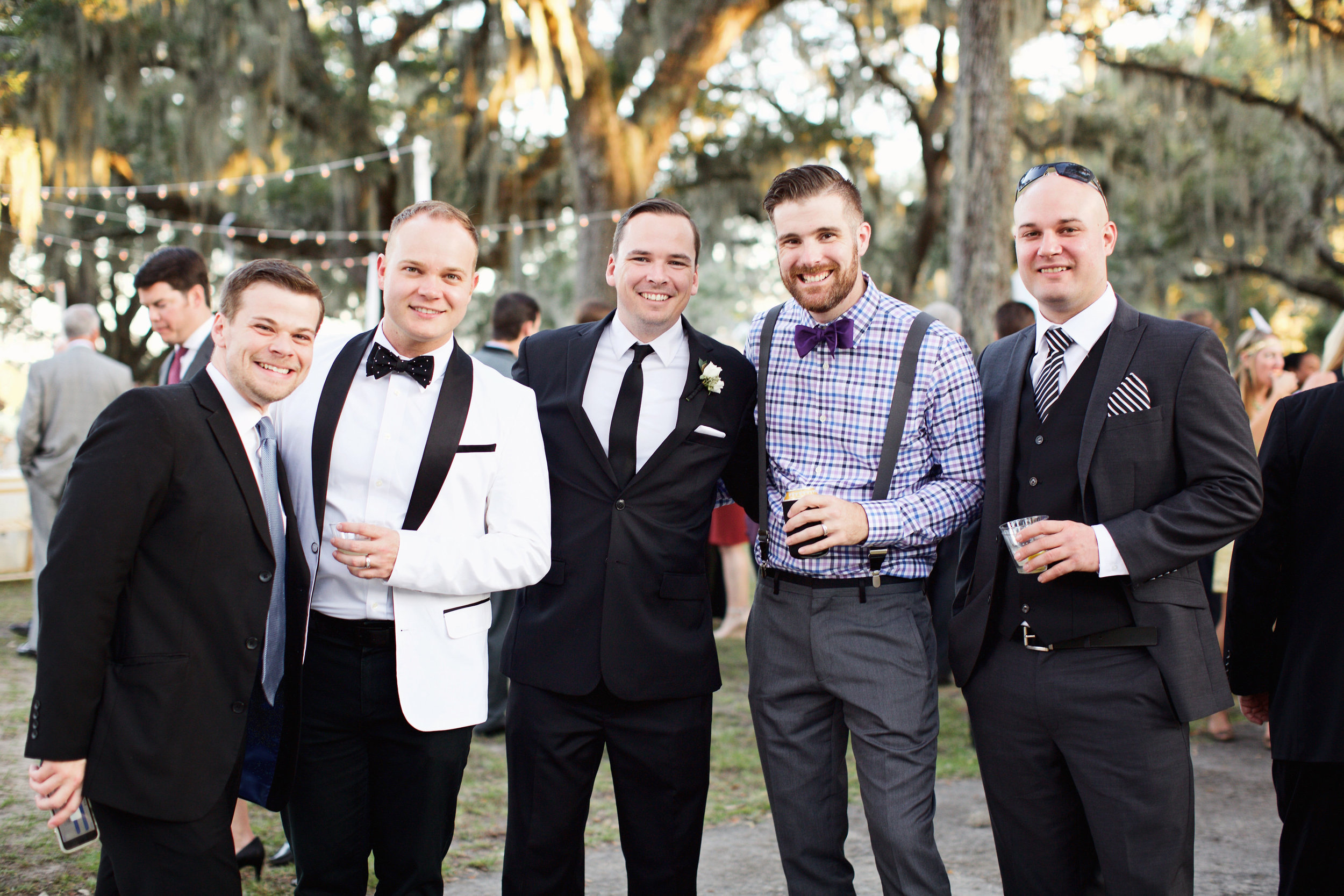 Bethesda Academy Wedding in Savannah, GA