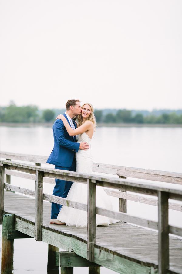 Lauren + Todd's Island House wedding in Charleston, SC by Riverland Studios