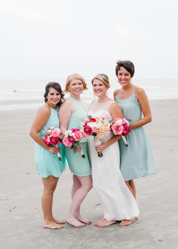 Charleston Destination Beach Wedding by Britt Croft Photography