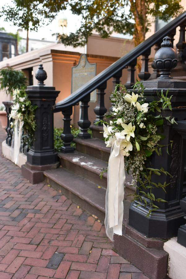 Oglethorpe Club wedding in Savannah, Georgia by Donna Von Bruening and Anne Bone Events