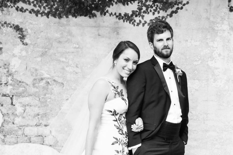 Rhett + Rob's Savannah wedding at The Oglethorpe Club by Donna Von Bruening and Anne Bone Events