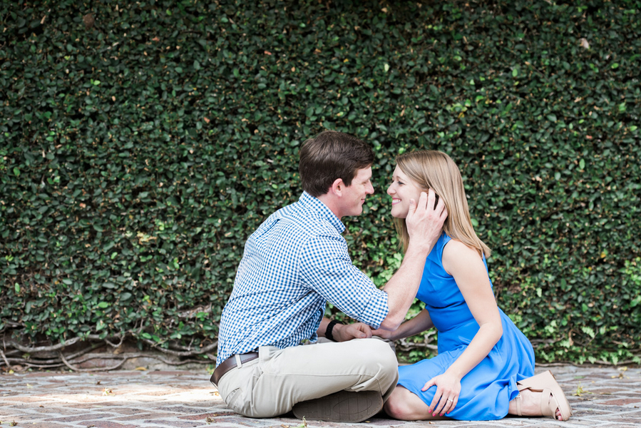 Mayci + Danny's Charleston, Sc engagement session by Rachel Craig Photography