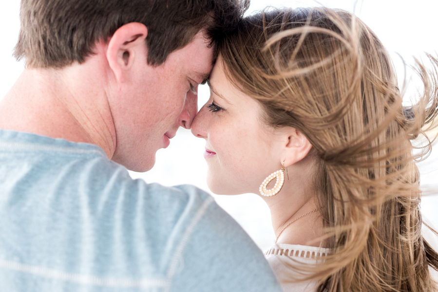 Lowcountry engagement session in Charleston, SC by Rachel Craig Photography