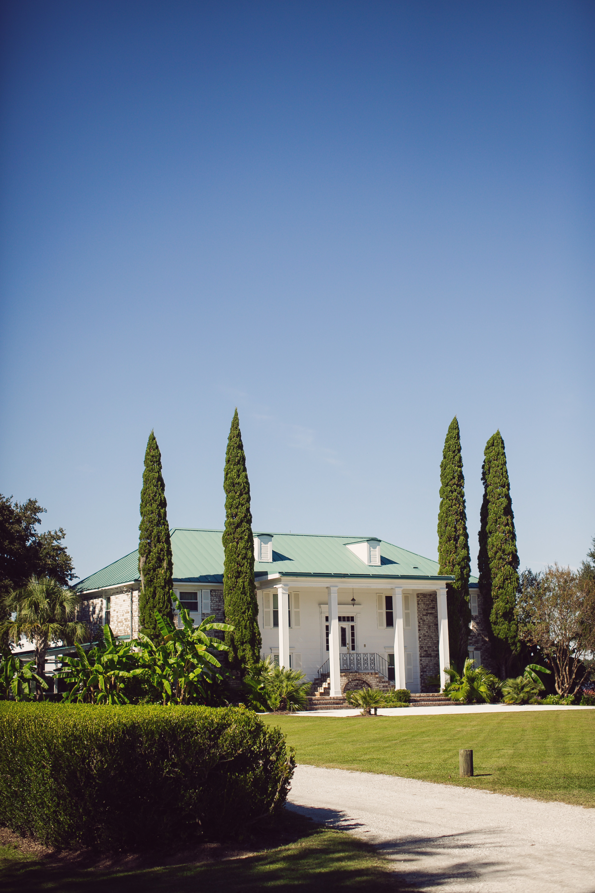 Charleston Wedding Venue - The Island House on Johns Island, South Carolina