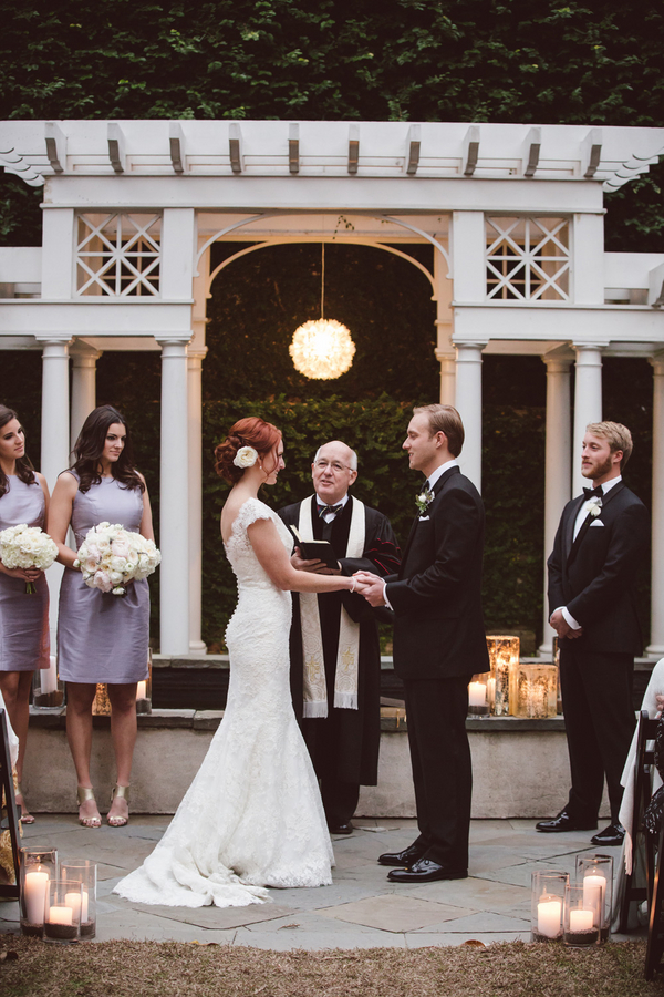 William Aiken House ceremony in Charleston, SC by amelia + dan photography