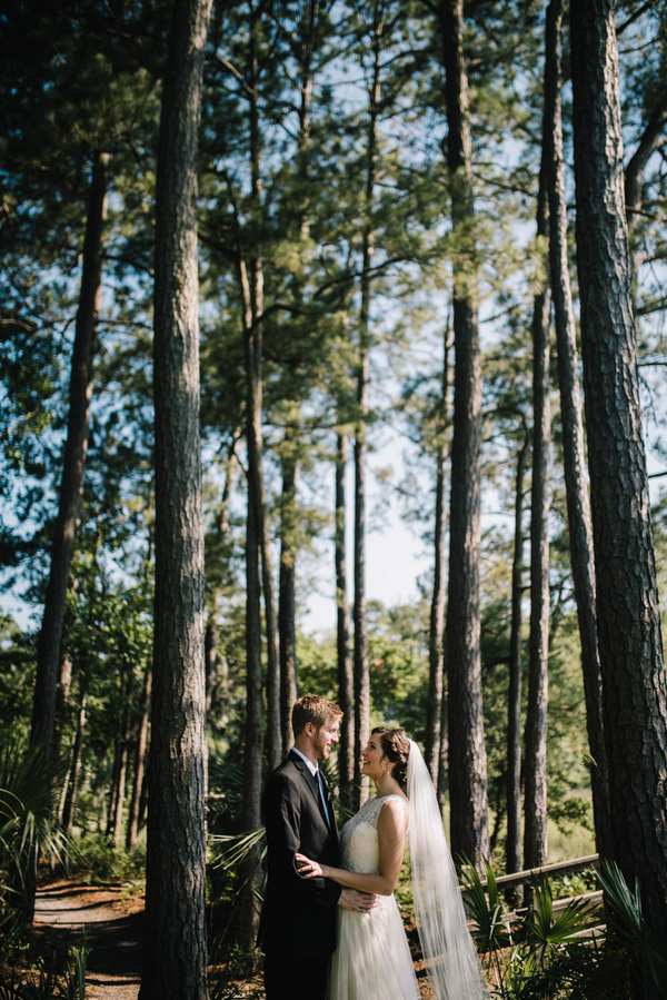 Lowcountry wedding in Charleston, SC at Creek Club at I'On