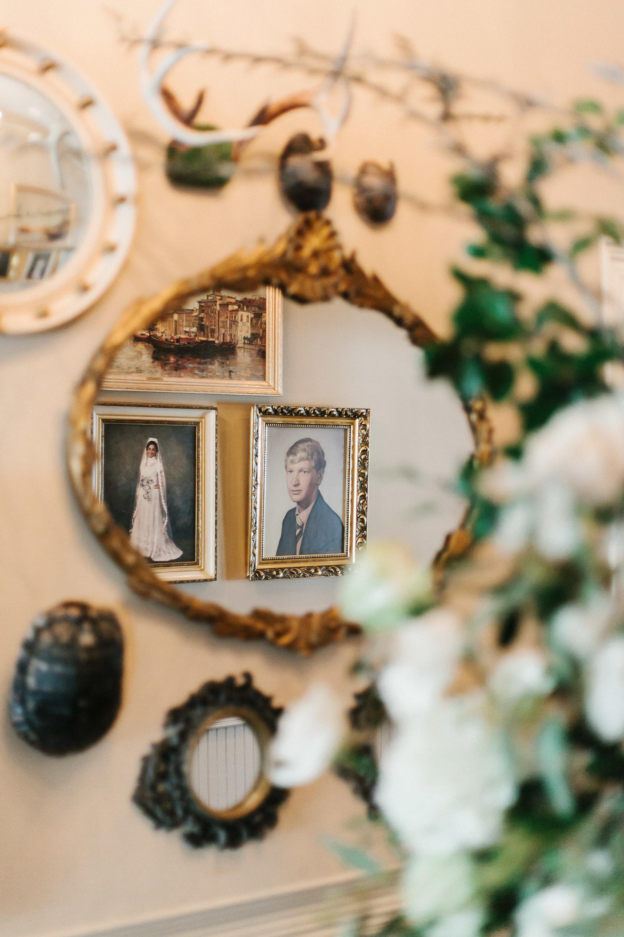 Rustic winter wedding in Stillmore, GA by Mark Williams Studio