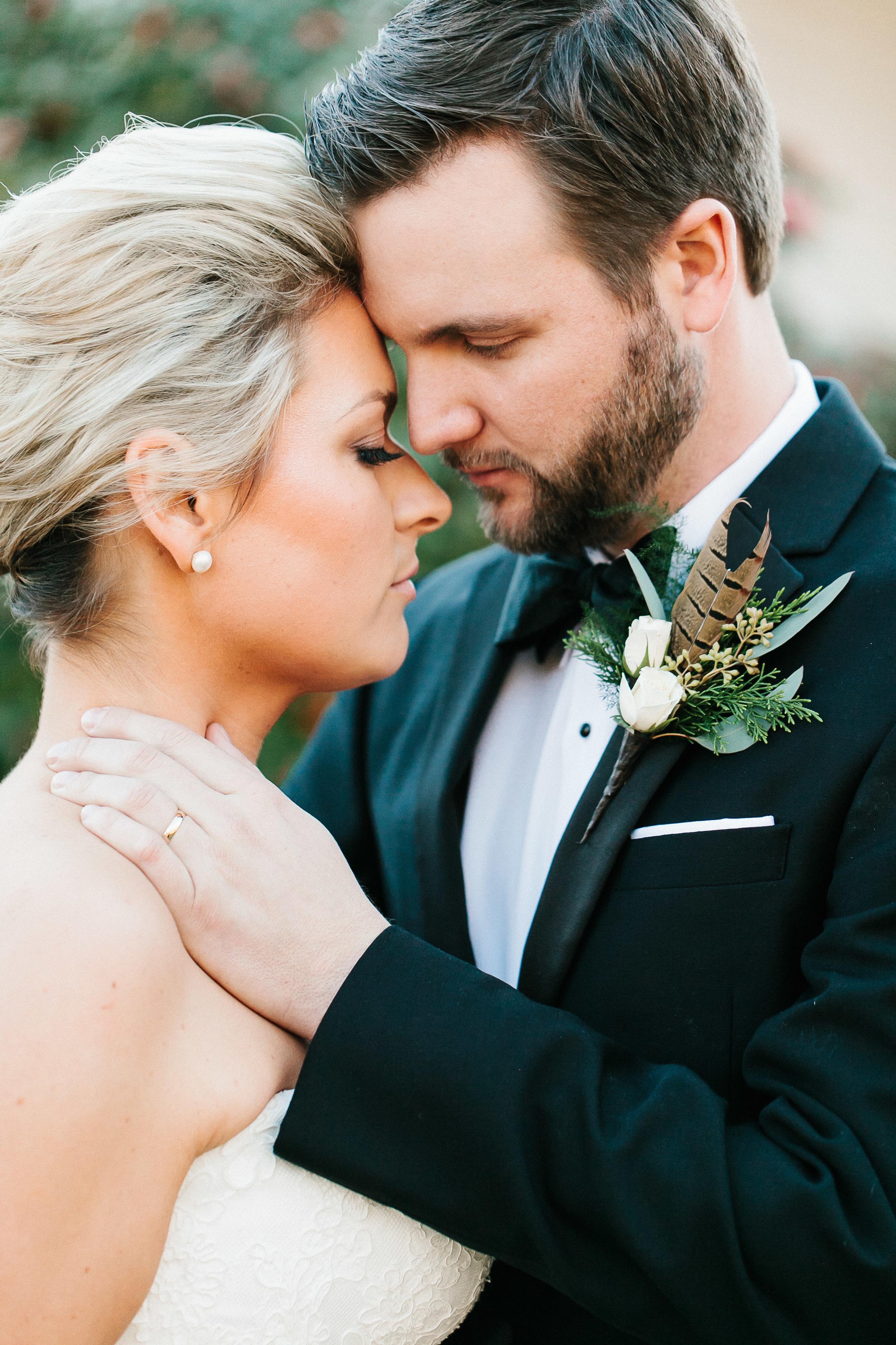 Emily + Sam's Winter Georgia wedding in Stillmore, GA by Mark Williams Studio