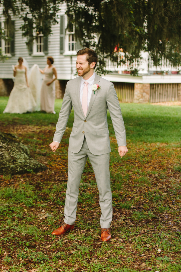 First look at Lowcountry wedding in Charleston, South Carolina