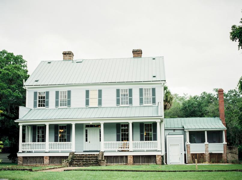 Charleston wedding venue - McLeod Plantation in South Carolina