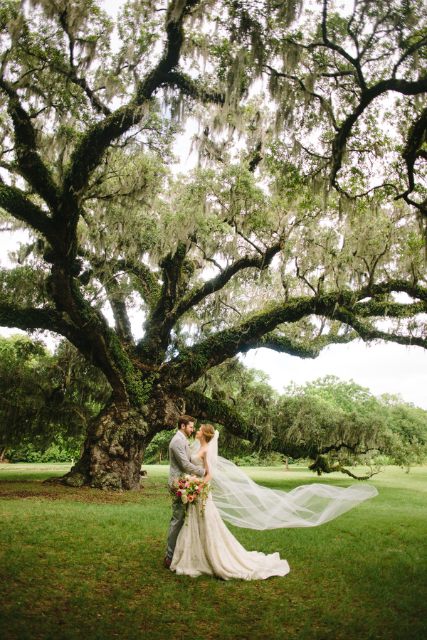 Ellen + Dylan's McLeod Plantation wedding in Charleston, SC by JoPhoto