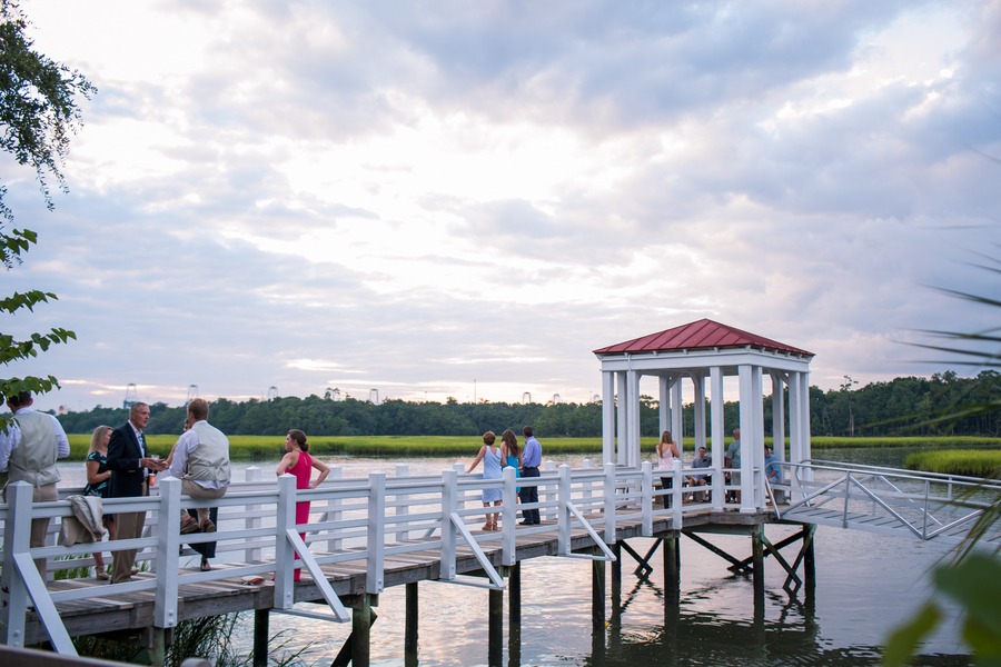CHARLESTON WEDDING VENUE -  Creek Club at I'On in the Lowcountryby Molly Joseph Photography