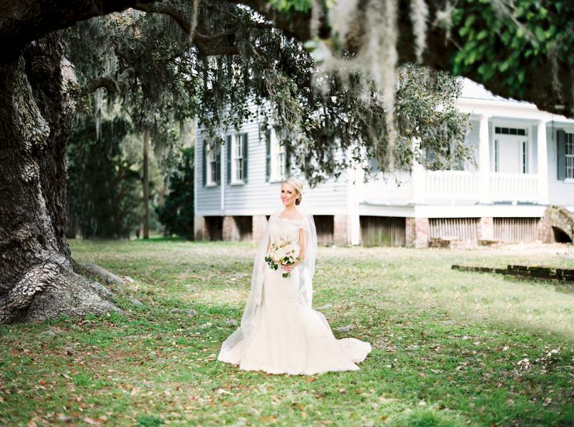Charleston Wedding Venue - McLeod Plantation