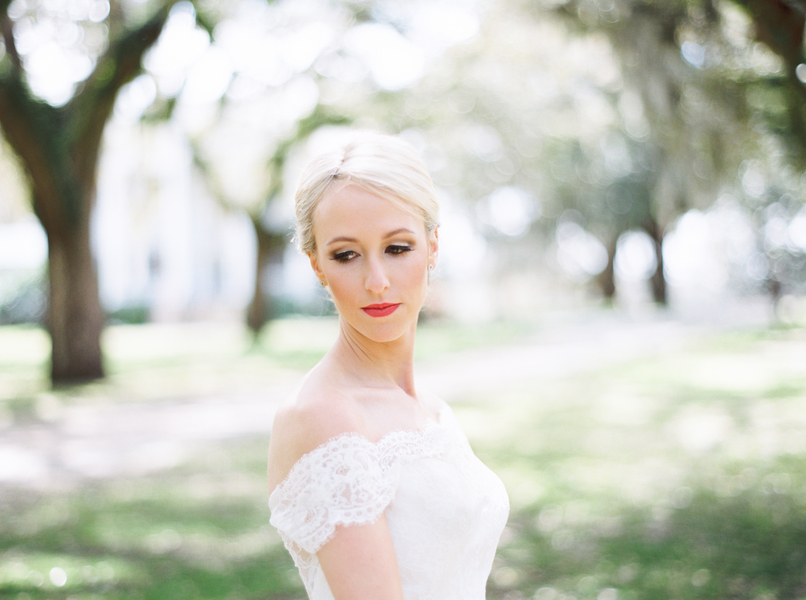 Whitney Rapoport's Lowcountry bridals in Charleston, South Carolina