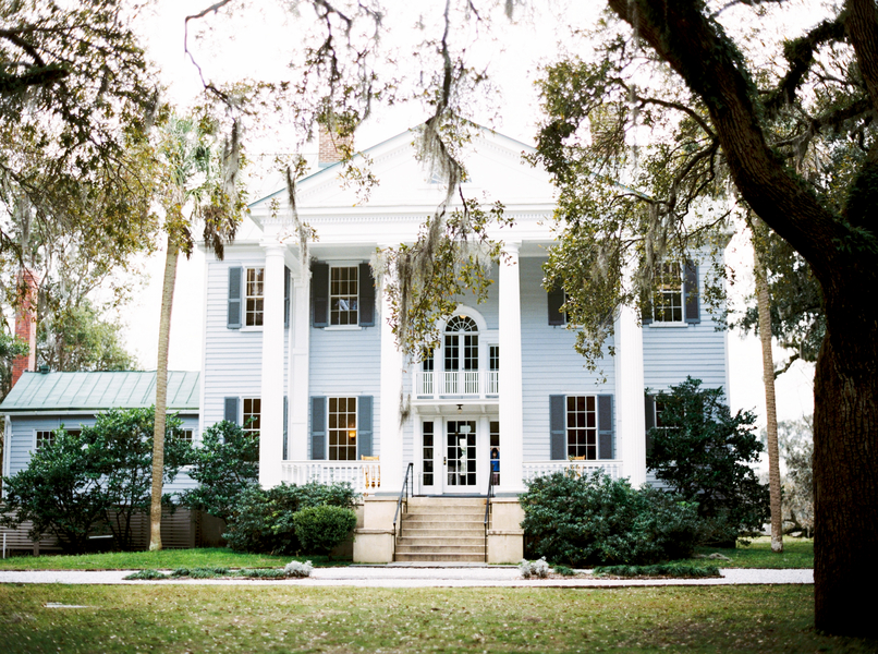 New Charleston wedding venue - McLeod Plantation