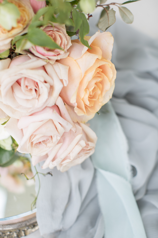 Savannah wedding bouquet by Colonial House of Flowers