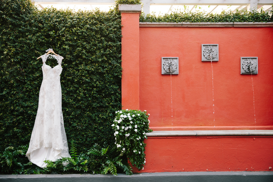 Charleston wedding gown from The Perfect Dress