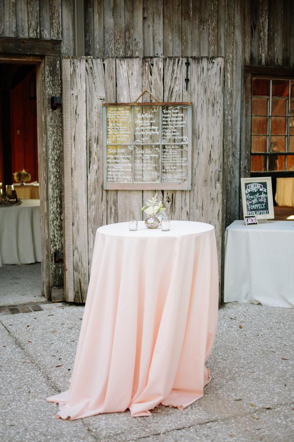 October wedding at Boone Hall Plantation's Cotton Dock