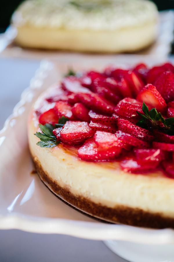 Charleston wedding desserts by Duvall Events