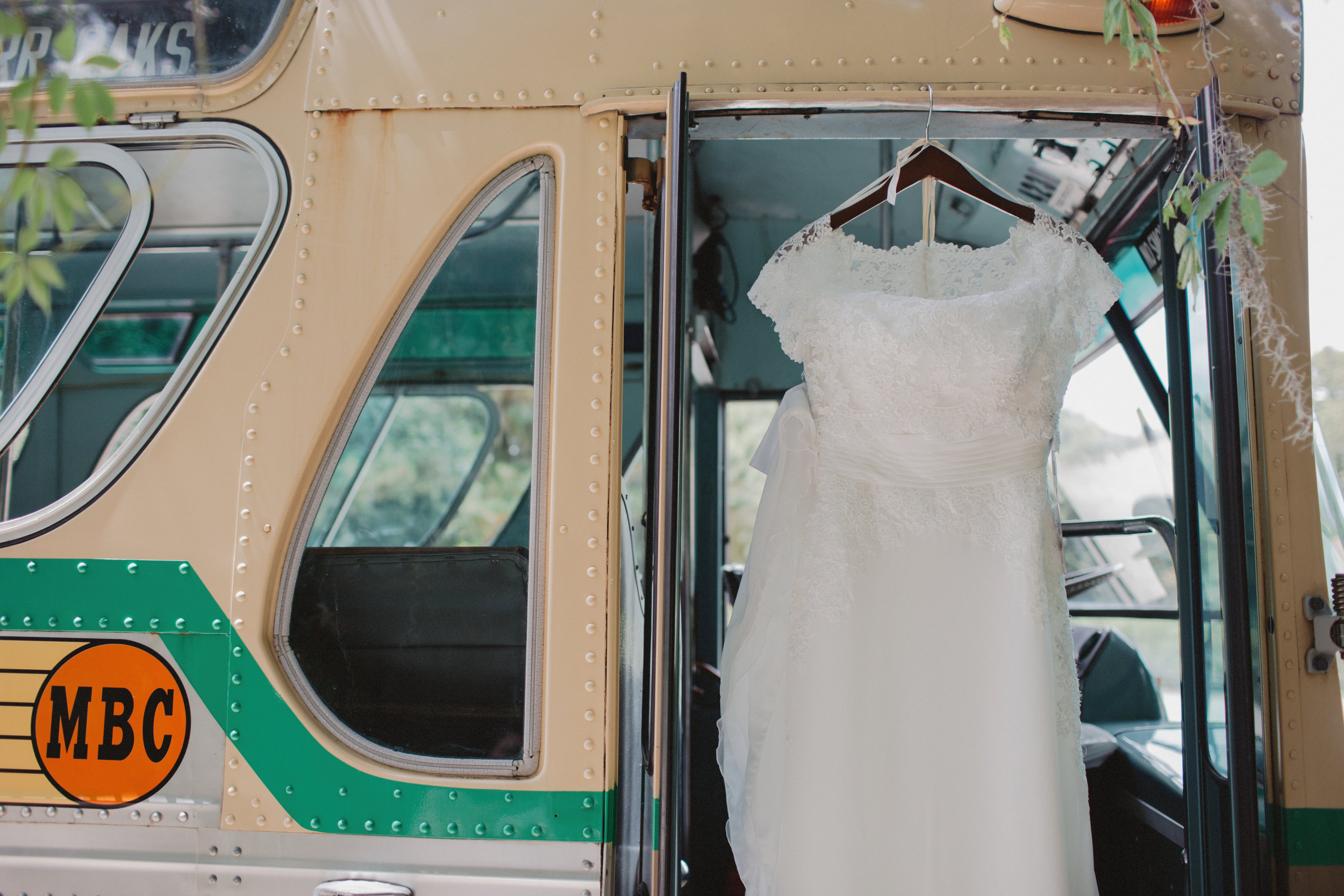 Charleston Wedding Transportation