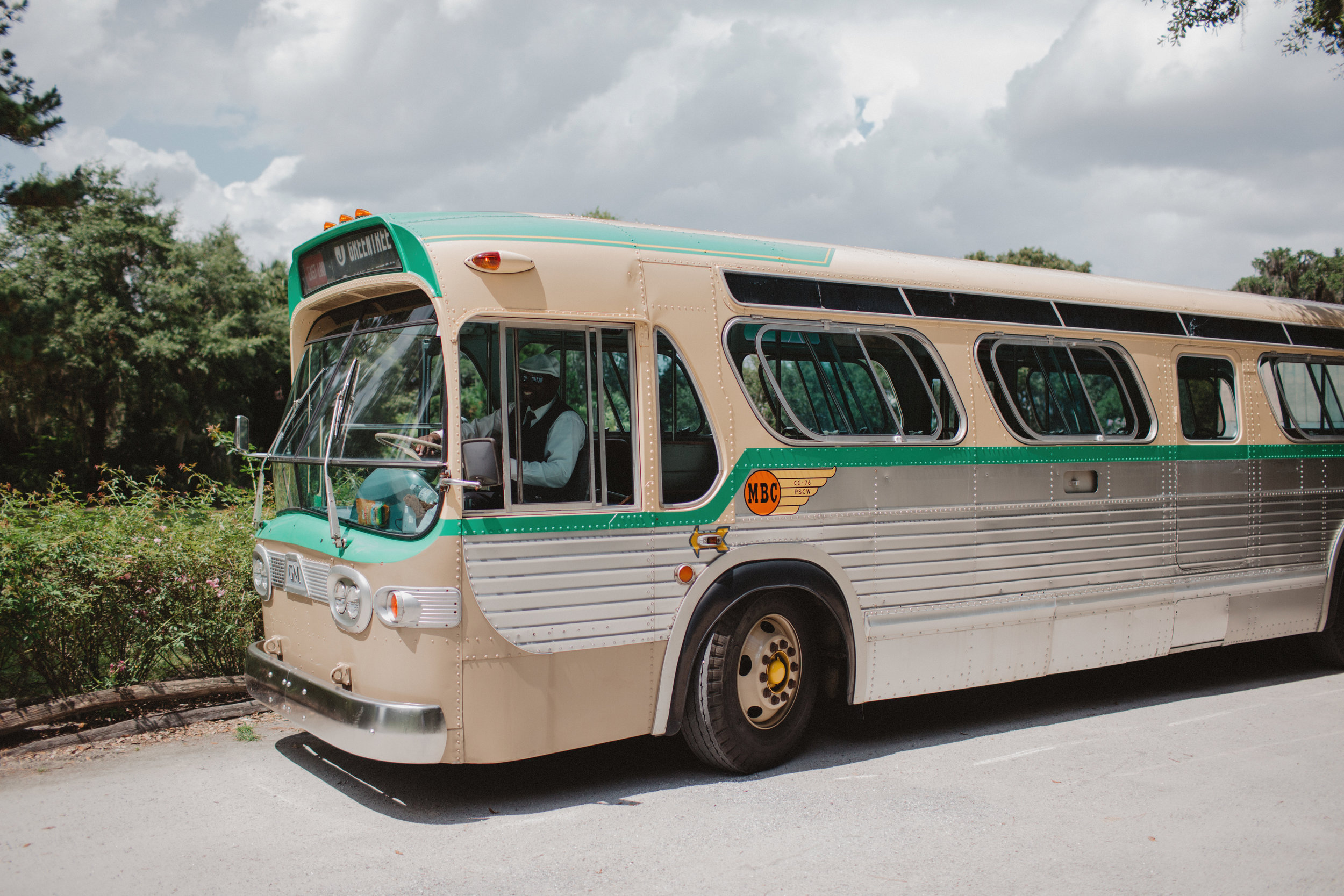 1966 General Motor Bus - by Lowcountry Valet & Shuttle Co.