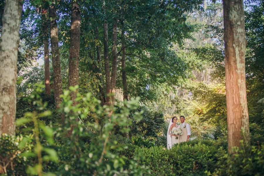 Brittany + Ricky's Charleston wedding